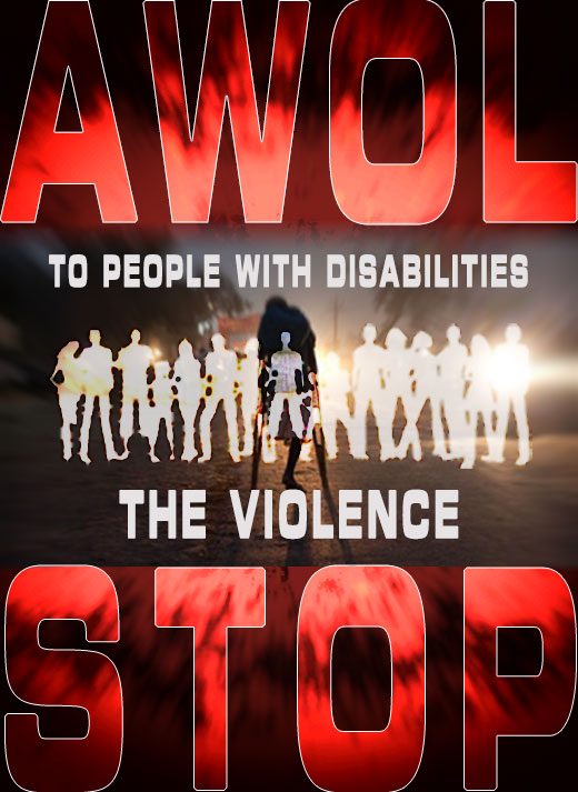 awol stop the violence